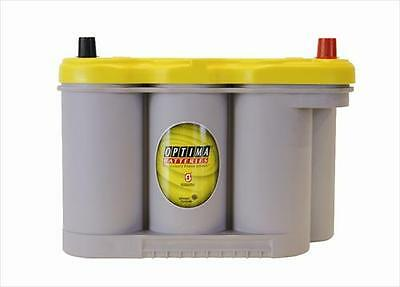 Optima Batteries Group D27F Yellow Top Top Post Battery 8037-127