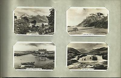 Original Senior Service cigarette cards - BEAUTIFUL SCOTLAND - 1939  Full set