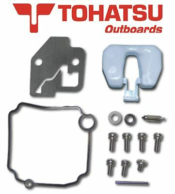 OEM Tohatsu Outboards 4-Stroke 8HP-9.8HP Carburetor Repair Kit