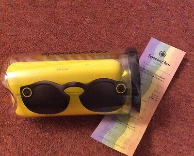 Snapchat Spectacles, Brand New Not Opened With Receipt, UK Seller