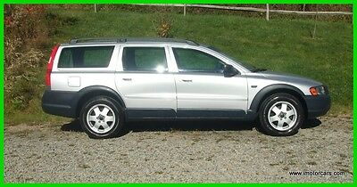 2001 Volvo V70 XC70 AWD Only 116K Fully Serviced Including Oil trap and Timing Belt EXTRA NICE!!