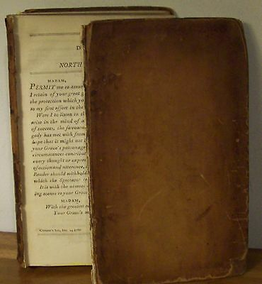 Rare 3 Eighteenth Century Plays Bound Together Being: Cyrus; Zenobia; Pericles