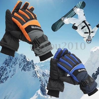 Electric Heated Gloves Rechargeable Battery Outdoor Motorcycle Hands Warmer