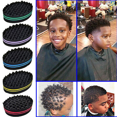 Vacuum Cleaner Parts Home Appliances Double Sided Barber Hair Brush Sponge Dreads Locking Twist Coil Afro Curl Wave Gift Buy Now