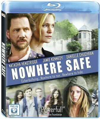 Nowhere Safe (2014, Blu-ray NEW)
