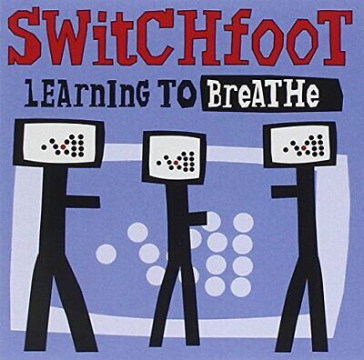 SWITCHFOOT - Learning To Breathe - SWITCHFOOT CD 5YVG The Cheap Fast Free Post
