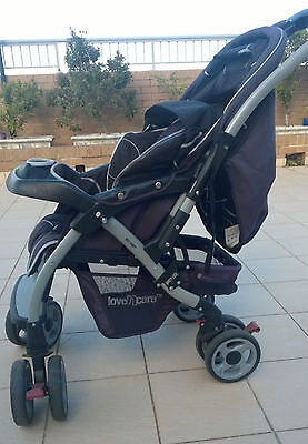 Love N Care Baby Toddler Children Pram Stroller
