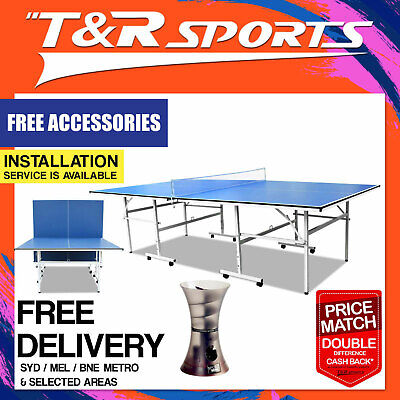 Lavente Compeition Double Happiness Pro 25Mm Table Tennis Ping Pong Table