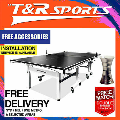 25Mm Levante Double Happiness Tournament Pro Table Tennis Ping Pong Table