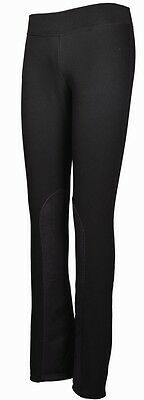 NWT - TuffRider Ladies Ribbed Boot Cut Tights