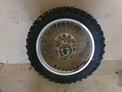 roue arriere complete husaberg 400 fe 501 fe