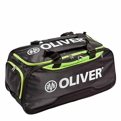 Oliver Tournamentbag Tennis Squash Badminton UVP: 79,95 black-lime