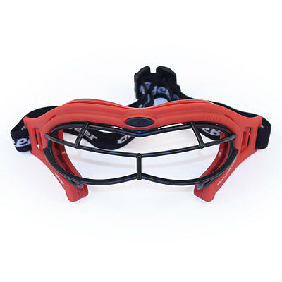 DeBeer Lucent Lacrosse Goggles (Colour May Vary)