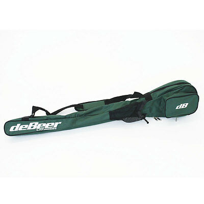 DeBeer Lacrosse Stick Bag - Available in Blue, Black & Green