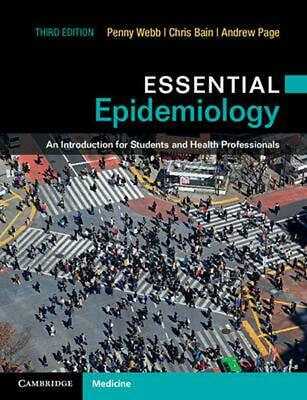 Essential Epidemiology: An Introduction for Students and Health Professionals 3r