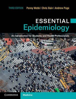 Essential Epidemiology by Chris Bain Paperback Book (English)
