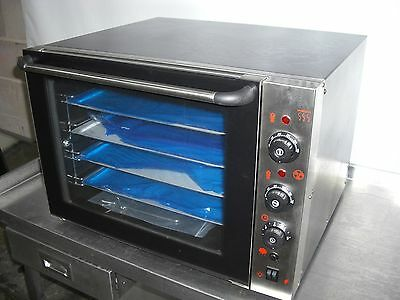 Commercial Electric Convection Oven + Humidifying  Function (4 Trays)  £475+VAT