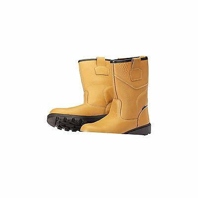 Draper ISO 20345 Work Wear Rigger Style Boots / Shoes Steel Toecap Size 9
