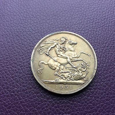 1951 Festival of BRITAIN crown coin