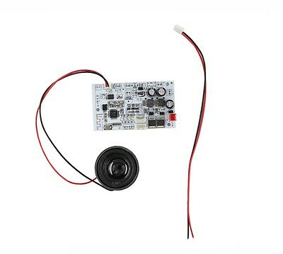 Universal Design Hoverboard Bluetooth Module Board with Speaker Repair Fix Parts