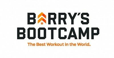 Barry's Bootcamp UK 9 classes in discount