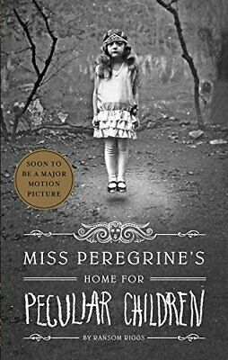 Miss Peregrine's Home for Peculiar Children, Ransom Riggs Book The Cheap Fast