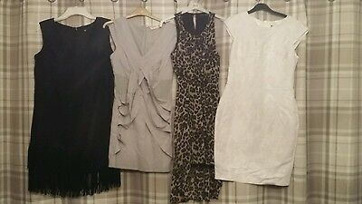 Bundle Job Lot Of Size 10 Dresses ♡