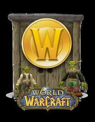 Vend Golds WOW Serveur Hyjal Cote Alliance ( 100 000 Po 15 euros )