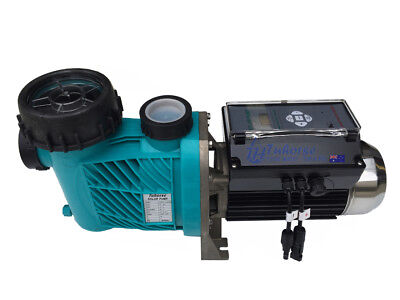 NEW tuhorse pumps Solar Pool Pump with built in controller 600W