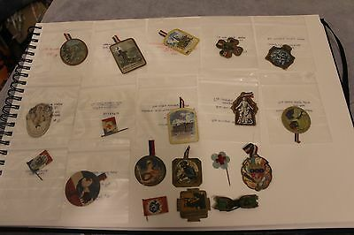 WW1 French Propoganda Pieces Large collection Job Lot