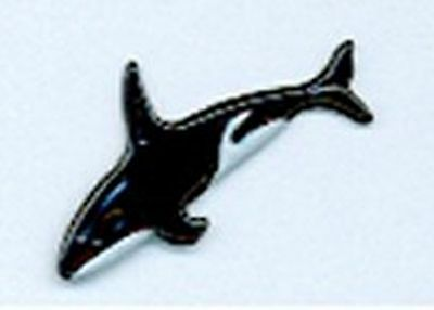 WHALE BRADS Scrapbooking Sea World Beach Vacation Shamu Card Making Stamping