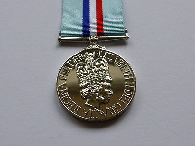 Medals - Rhodesia Medal 1980 - Full Size