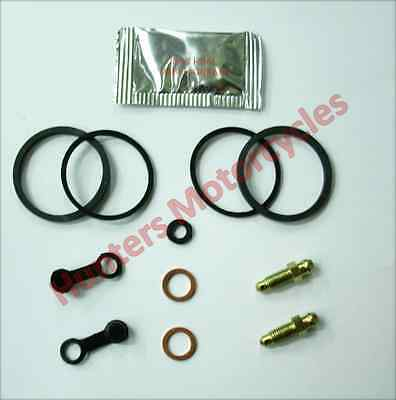 Suzuki GSF600 Bandit Rear Brake Caliper Piston Seals Repair / Rebuild Kit