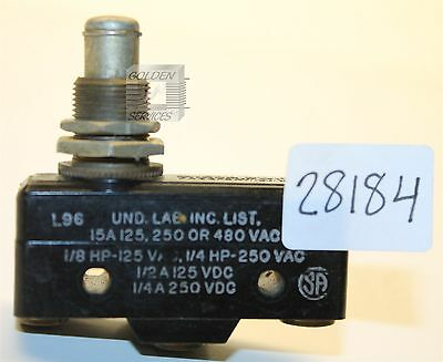 Honeywell BZ-2RQ1-A2 Micro Switch 250V 15A