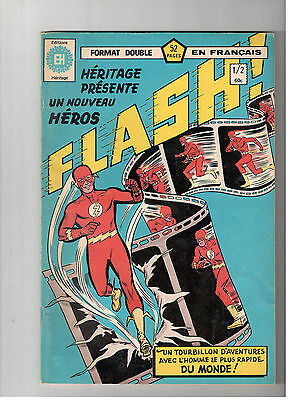 Flash 1 Heritage Showcase 4 Hard To Find French Variant