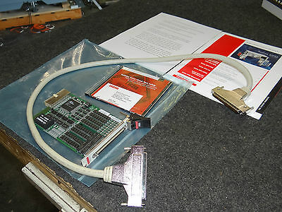 Keithley KPXI-DIO-32-32, 32 Isolated Digital Input & Output PXI Module w/ cable