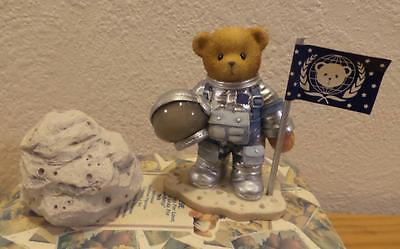 """Cherished Teddies Neil """"One Small Step For Love, One Giant Leap For Friendship"""""""