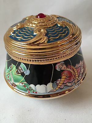 House Of Faberge - The Imperial Music Box Collection - Petrouchka