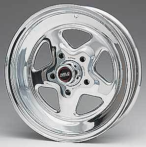 Weld Racing Pro Star Wheel 15x4 in 5x4.75 in BC P/N 96-54272