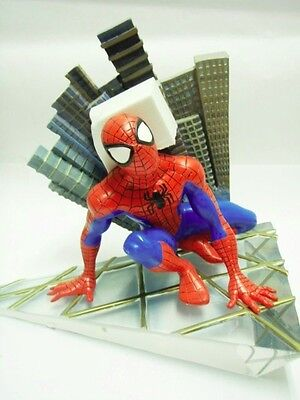 Spider-Man-The Amazing Spider-Man Statue-By Marvel & Hamilton