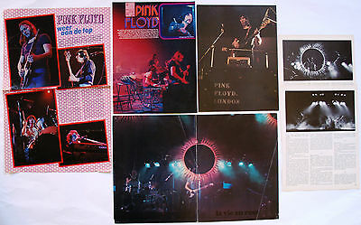 Pink Floyd  A3 Poster / Cutting / Clipping  From Various Rock Magazine  # 3