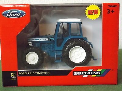 Britains  1;32 Scale Ford 7910 Tractor Conversion  New    Boxed