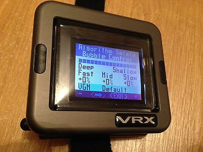 VRX Trimix Colour Dive Computer/Watch