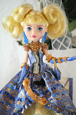 Ever After High Puppe Blondie Lockes Thronfest Throne Coming Thronecoming top