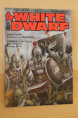 Classic WHITE DWARF issue 53 - UK Role playing magazine May 1984 D&D Warhammer