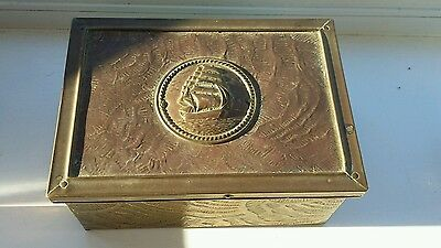 cigarcigarette box and vintage match boxes