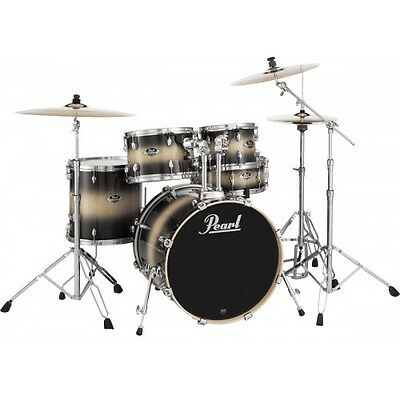 Batterie Pearl Export Laquer Fusion 20'' 5 futs Nightshade