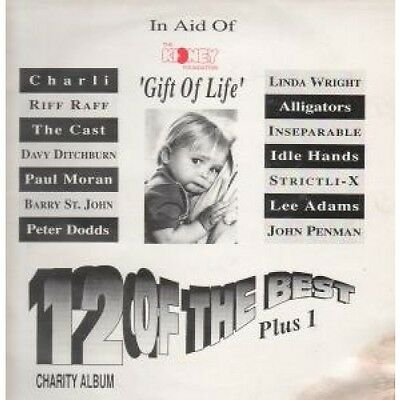12 OF THE BEST PLUS 1 Various LP VINYL 12 Track Charity Compilation Featuring