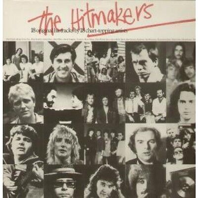 HITMAKERS COMPILATION Various LP VINYL 18 Track (Hoptv1) UK Issue Pressed In