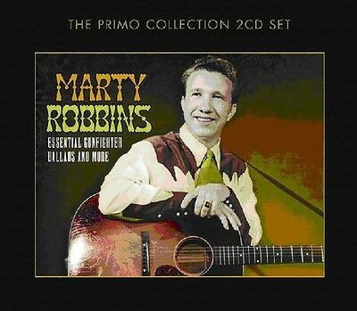 Marty Robbins - Essential Gunfighter Ballads & More [New CD] UK - Import
